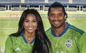 Ciara & Russell Wilson announce partial ownership of Seattle sounders…