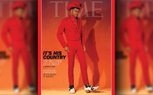 Lil Nas X Graces cover of Time Magazine