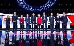 ABC Announces Details for September's Election 2020 Dem Debate