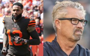 OBJ attacks Jets DC Gregg Williams for 'dirty hits'