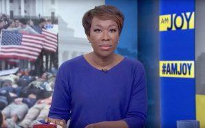 Trump Attacks MSNBC Host Joy-Ann Reid