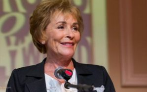 Judge Judy Takes a Risk and Endorses a Person For…