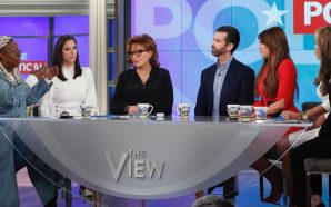 Donald Trump Jr. Clashes with the Hosts on 'The View'