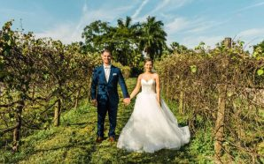Thief Steals About $5,000 From Florida Newlyweds At They're Wedding…