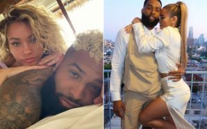 Odell Beckham Goes Public with Girlfriend Lauren Wood