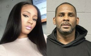 R. Kelly's Alleged Sex Slave Speaks Out And Turns On…