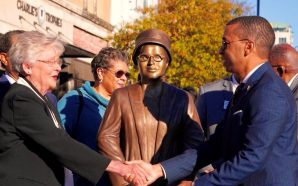 Civil Rights Leader Rosa Parks is Honored with Statue on…