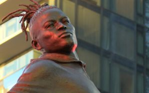 Richmond Gets New Soaring Statue with Dreadlocks