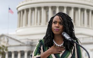 Rep. Ayanna Pressley Lives With Alopecia, Reveals Herself Without Hair