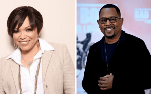 Tisha Campbell Was 'Shocked' By Martin Lawrence's Recent Comments About…
