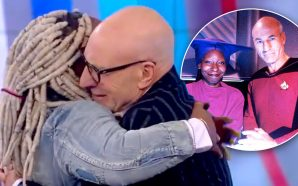 Patrick Stewart Invites Whoopi Goldberg To Return To 'Star Trek'…