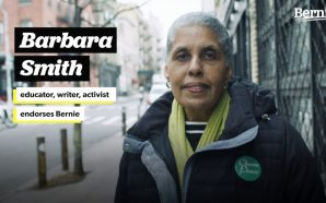 Barbara Smith, Iconic Black Feminist Endorses Bernie Sanders