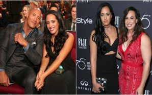 Dwayne 'The Rock' Johnson's Daughter Simone Signs with WWE