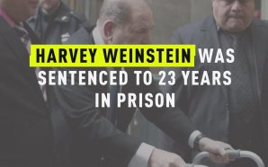Harvey Weinstein Sentenced To 23 Years In Prison For Sex…