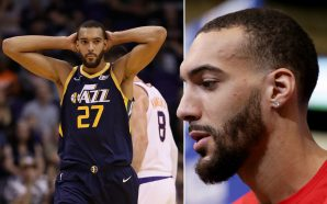 Utah Jazz's Rudy Gobert Donates $500k to COVID-19 Pandemic