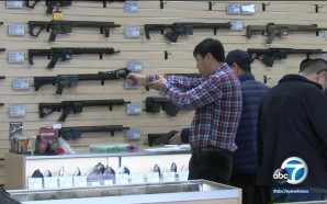 Gun Stores Marked 'Essential' in some municipalities, Los Angeles marks…