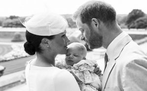 Meghan Markle's Real Name Revealed On Archie's Birth Certificate