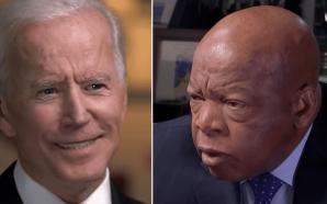 Civil Rights Icon Rep. John Lewis Endorses Joe Biden For…