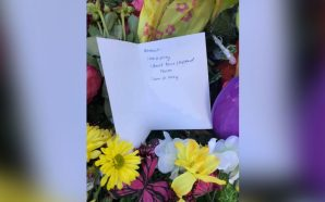 Continuous Coverage: Mysterious Note at Ahmaud Arbery Memorial Identified as…