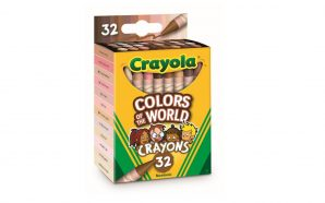 Crayola Launches new Crayon Colors, Including 24 Skin Tone Colors