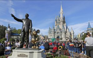 Disney World sets reopening date