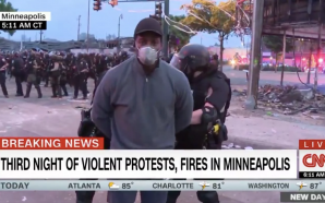 Black CNN Reporter Arrested on Live TV During Minneapolis Protests
