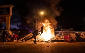 Rioters set Minneapolis police precinct on fire, George Floyd's protests…