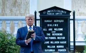 'I Am Outraged': DC Bishop Denounces Trump's Church Visit After…