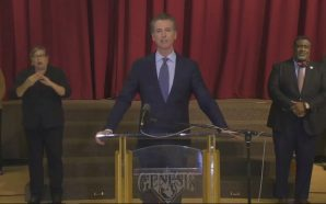 Gov. Gavin Newsom mourns the pain of the black community,…