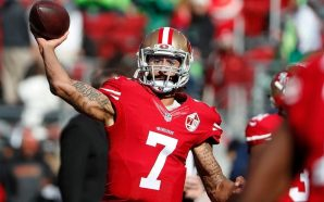 Colin Kaepernick's signing would show NFL is serious about race issues, says Carlos Hyde