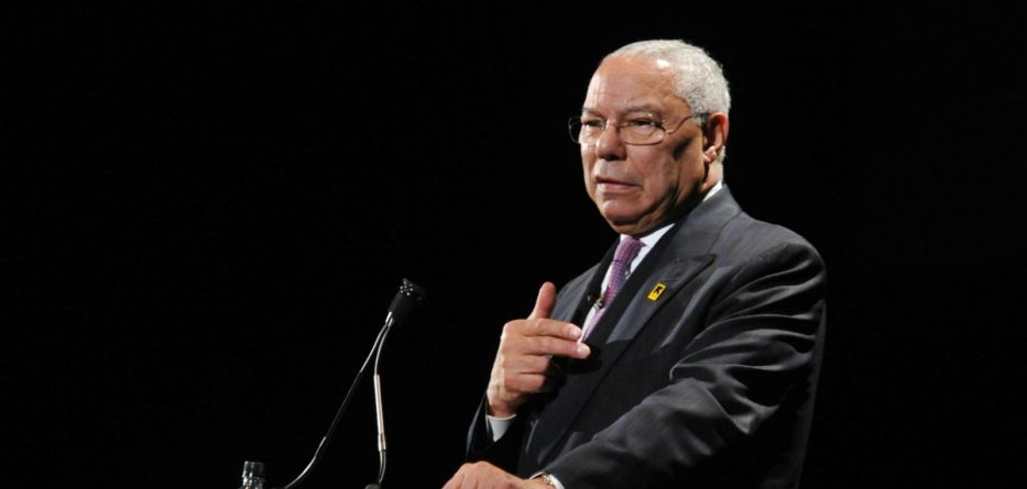 Colin Powell just called out every Republican in Congress