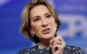 Former GOP candidate Carly Fiorina says she'll vote for Biden