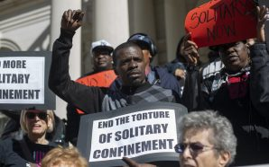 De Blasio Seeks to End Solitary Confinement