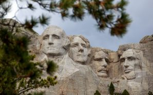 "Mt. Rushmore Celebration, ""We Won't Be Social Distancing"""