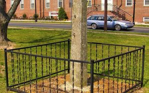 Delaware Removes Whipping Post From Public Display