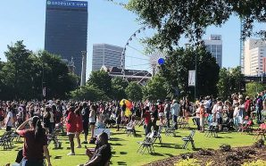 Centennial Olympic Park Closed to the Public Indefinitely
