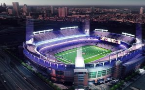 Baltimore Ravens Cut Stadium Capacity