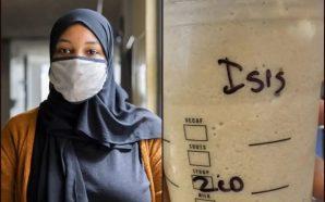 Muslim woman gets 'ISIS' labeled drink at Target Starbucks