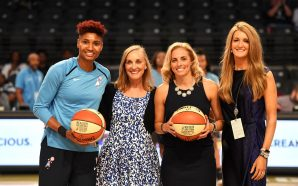 WNBA Team Finds Itself in the Middle of a Georgia…