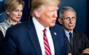 Dr. Anthony Fauci is finally speaking out against the White…
