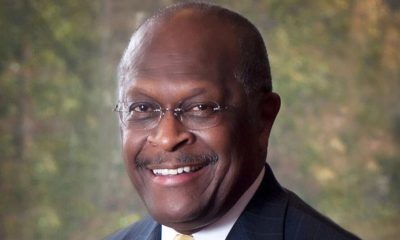 Herman Cain Remains Hospitalized 1 Month After COVID-19