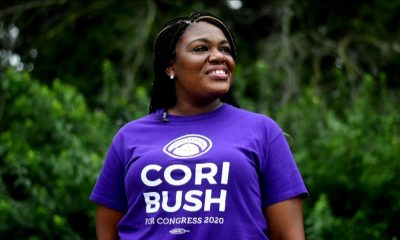 MO Progressive Democrat Cori Bush Beats 10-term Incumbent William Lacy Clay in Primary