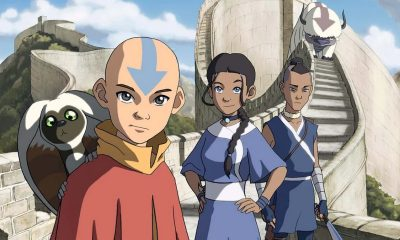 Avatar: The Last Airbender, 2002-2005. (Photo via Nickelodeon)