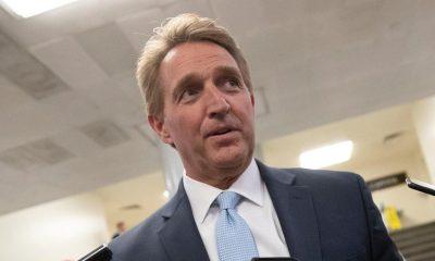 Jeff Flake Joins Two-dozen Former GOP Members to Back Biden