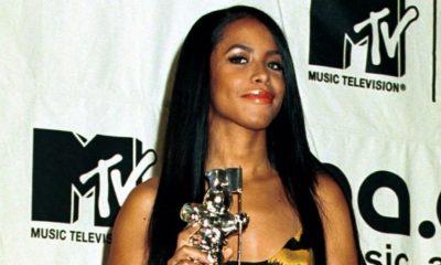 Aaliyah Dana Haughton. (George De Sota / Getty Images)