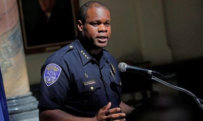 Former Police Chief La'Ron Singletary of Rochester, NY. (Image via NBC News)
