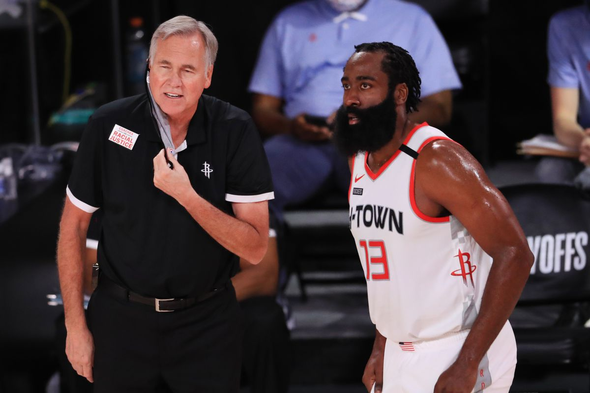 Mike D'Antoni Not Returning As Houston Rockets Head Coach ...