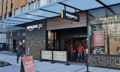 Amazon is Introducing New Palm Recognition Technology in a Pair of Seattle Stores, Sees Broader Uses in Stadiums and Offices
