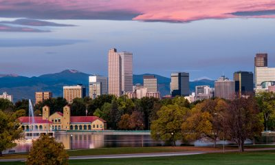 View of the City Park neighborhood in Denver, Colorado. (Image via Denvergov.org)