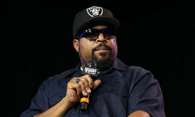 Hip-hop icon O'Shea Jackson, better known as Ice Cube. (Phillip Faraone/Getty Images)